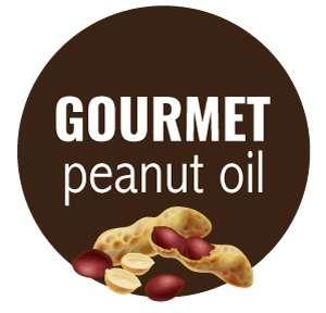 gourmet peanut oil
