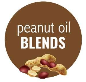 peanut oil blends