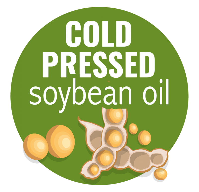 cold pressed soybean oil