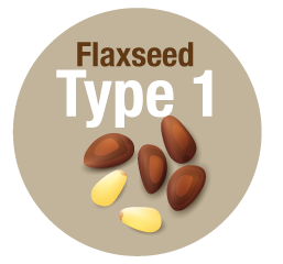 Flaxseed oil - type 1