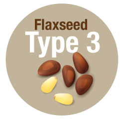 flaxseed oil - type 3