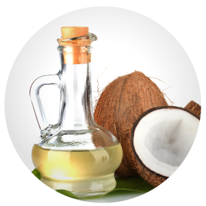 types of cooking oils: coconut oil