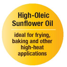 High-Oleic Sunflower Oil