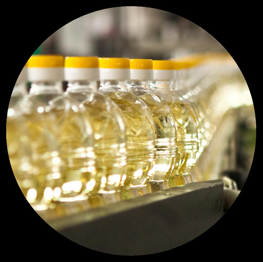 unrefined oils - expeller-pressed